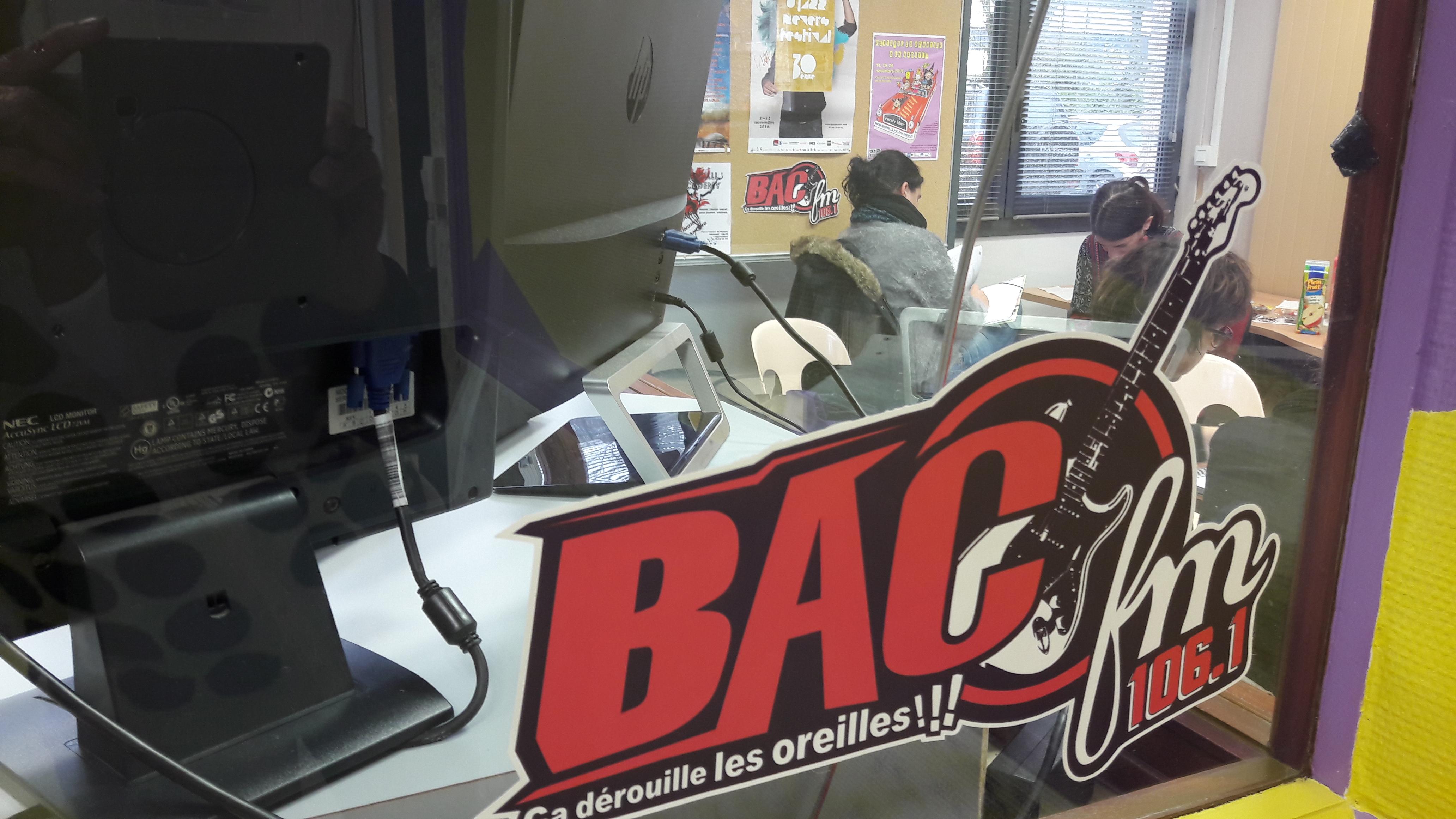 studio BAC FM