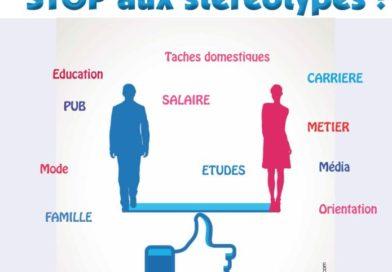 Concours «STOP AUX STÉRÉOTYPES» 2016-2017