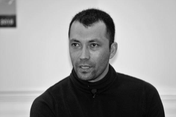Bahram Rawshangar au Lycée La Prat's de Cluny