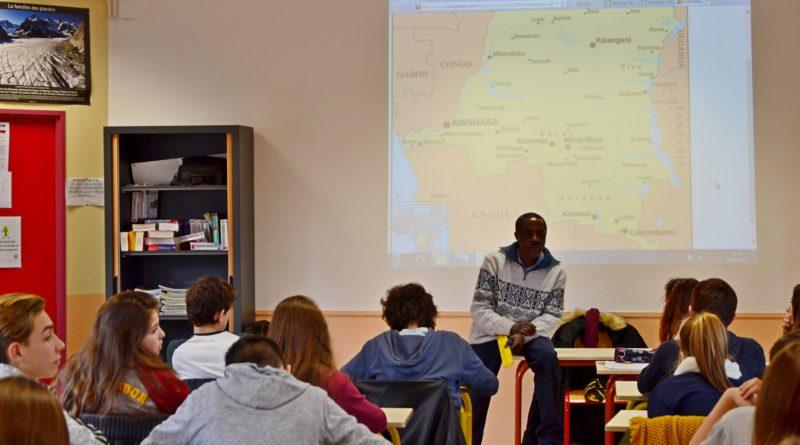Semaine de la presse au collège Emile Lepitre : une rencontre si enrichissante !