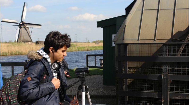 Réalisons l'Europe : projet vidéo au collège A. Malraux de Paron 89