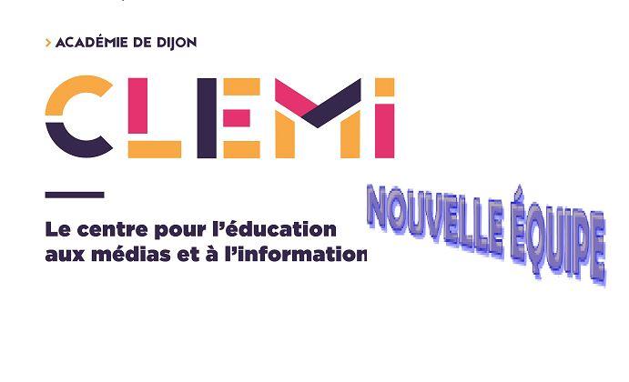 Une nouvelle équipe «CLEMI Dijon» à votre service !