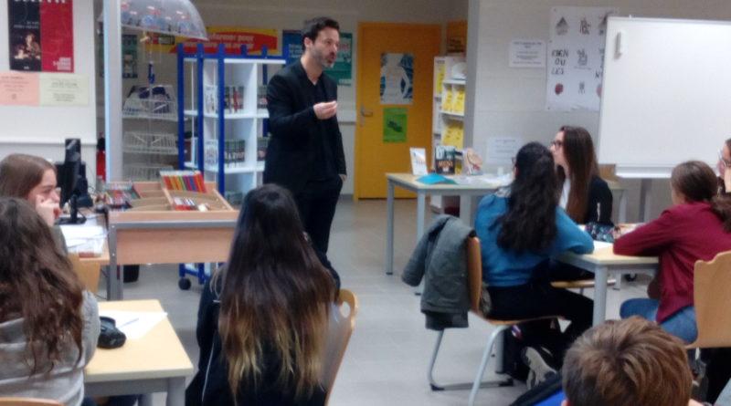 «Classes presse 89» 1ère rencontre entre les collégiens et les journalistes de l'Yonne républicaine !