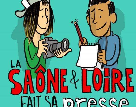 Classes-presse en Saône et Loire : la saison 12 s'annonce très riche !