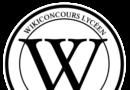 Les inscriptions au WIKICONCOURS lycéens sont ouvertes
