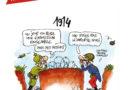 Expo Cartooning for peace «Dessine-moi la guerre
