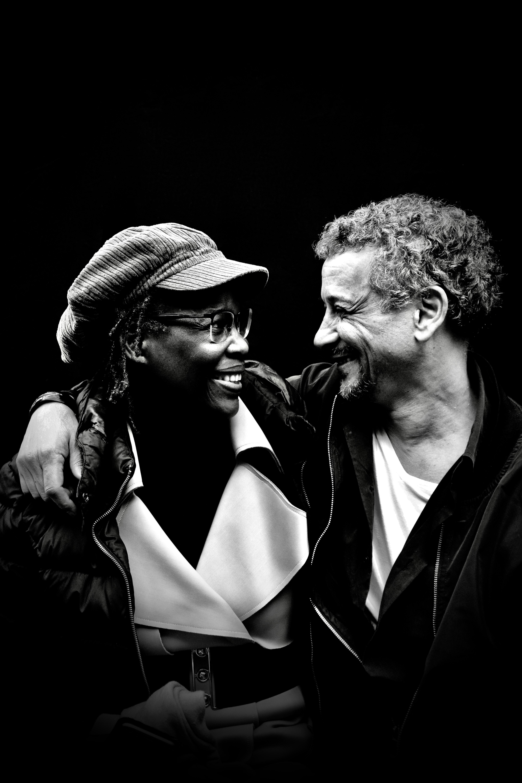 lucy Mushita et Abel Jafri : que du bonheur !