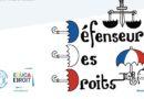 «Dessine moi le droit» Expo CFP prêt 2021/2022