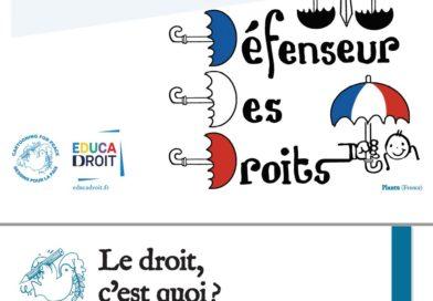 Expo Cartooning «Dessine-moi le Droit» : itinérance 2020-2021