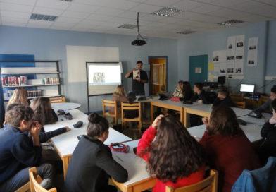 Classe médias au lycée PGDG de Cosne sur Loire : un début prometteur