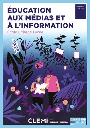 Brochures « Education aux Médias et Informations, en ligne