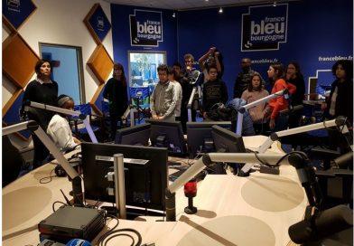 «Classes Média radio» avec France Bleu : que du bonheur !