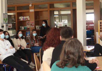 Renvoyé spécial au Lycée des Chaumes à Avallon